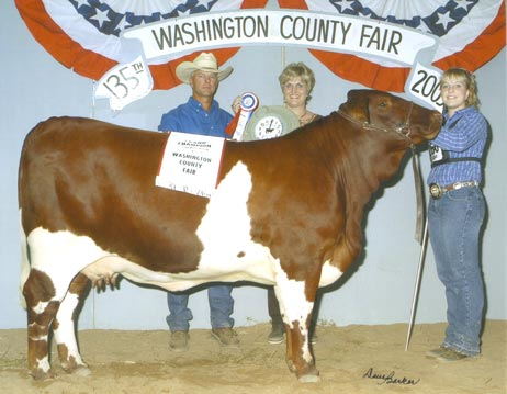 2003 Washington County Fair